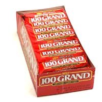 One Hundred Grand Candy Bar 36ct
