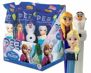 Pez Disney Frozen 12 Count