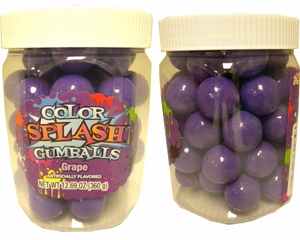 Purple Gumballs Color Splash 49 Count