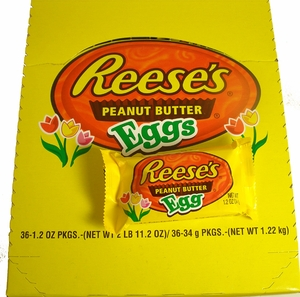 Reese's Peanut Butter Eggs 36ct