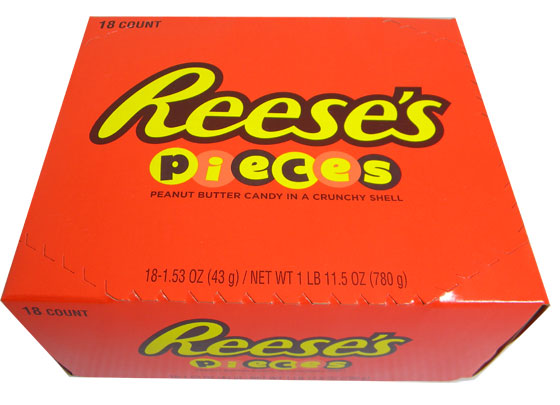 Reeses Pieces 18 Count