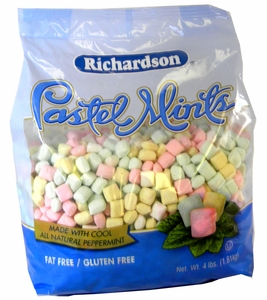 Richardson Pastel Pillow Mints 4lb
