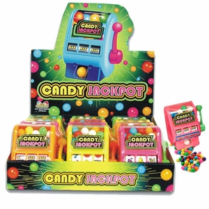 Slot Machine With Candy 12 Count
