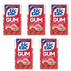 Tic Tac Gum Cool Watermelon 12 Count
