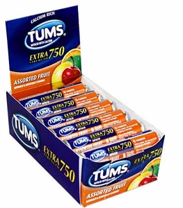 Tums Assorted Extra 12CT