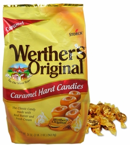 Werther's Original Bulk Bag Singles (180 Count)