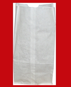 White Paper Bags 4lb 500ct