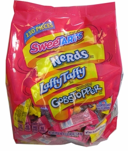 Wonka Party Favorites Candy Mix 150 Count