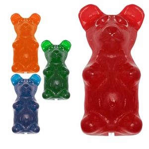 Worlds Largest Gummy Bear 5lb (One Bear)