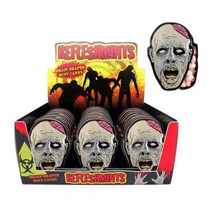 Zombie Refleshmints Candy 18 Count