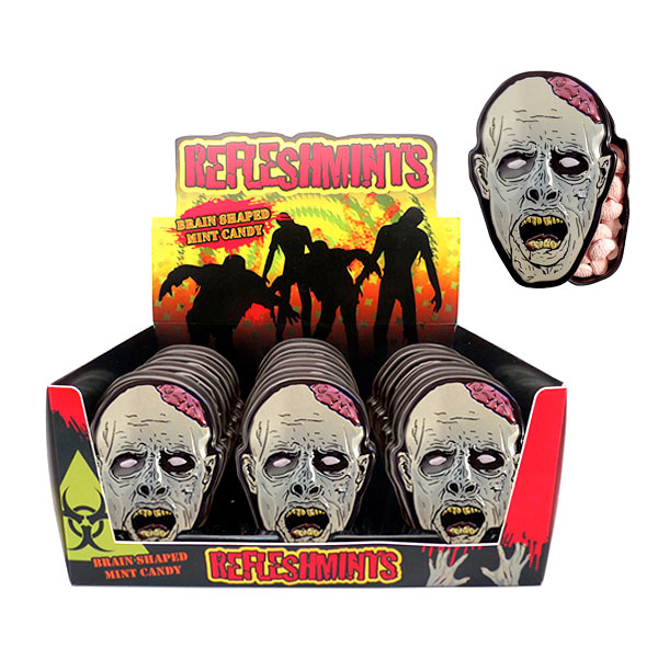 zombie refleshmints halloween novelty candy blaircandycom