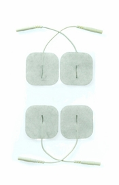 4 Electro Sex Stimulation Adhesive Pads