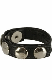 Adonis Leather Collar - Ares - Sex Toy