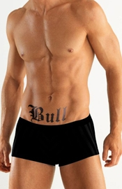 BULL Temporary Tattoo Pack of Four