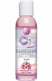 Candiland Sensuals Body Glide Peppermint Stix 4 Ounce