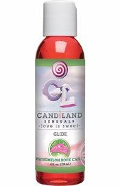 Candiland Sensuals Body Glide Watermelon 4 Ounce