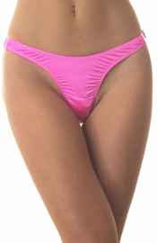 Champagne Stripper - Breakaway Micro Thong