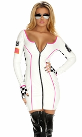 Daytona Darling - Women's Race Driver Costume