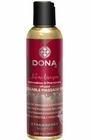 Dona Kissable Massage Oil Strawberry 4oz