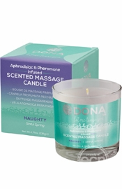 Dona Massage Candle Sinful Spring 4.75 oz.