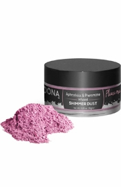 Dona Shimmer Dust Pink .25oz