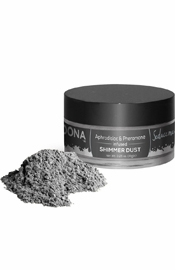 Dona Shimmer Dust Silver .25oz