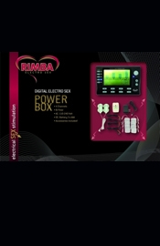 Electro Sex Power Box 7890 - 4 Channels