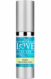 Endless Love For Men Male Arousal Gel .5 Ounce