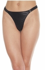Exit to Eden - Deluxe Leather G-String Panty