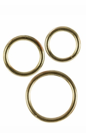 Gold Ring 3 Piece Set - Sex Toy