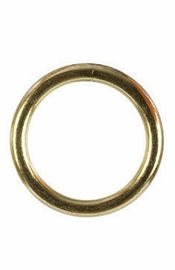 Gold Ring Medium - Sex Toy
