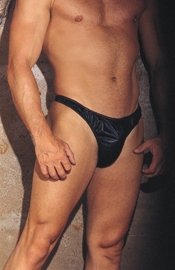 In the Absence of Monsters - Leather Thong