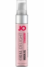 Jo Oral Delight Strawberry 1oz