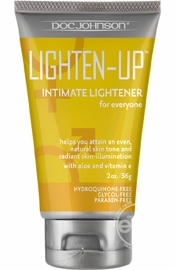 Lighten Up Intimate Lightener For Everyone Skin Cream 2 Ounce Bulk