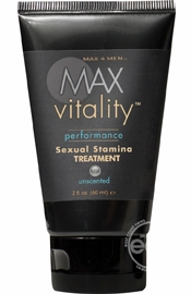Max Vitality Sexual Stamina Treatment 2 Ounce Bottles 8 Each Per Display