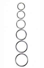 Metal Cock Ring (6 sizes)