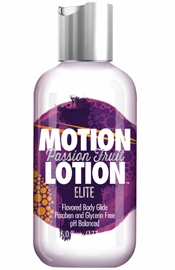 Motion Lotion  Elite Flavored Body Lotion – Passion Fruit 6 fl. oz.