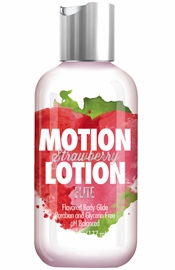 Motion Lotion  Elite Flavored Body Lotion – Strawberry 6 fl. oz.
