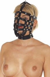 Muzzle Mask with Hanging Ring