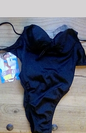 One Piece Swimsuit with Underwire