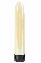 Opulent Laquer Cote Massager Slimline 6.5 Inch Ivory Pearl