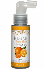 Oralove Juicy Mouth Dry Mouth Spray Citrus 2 Ounce Spray