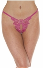 Broken Heart - Open Crotch G-String Panty