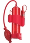 Red Adonis Penis Pump - Male Sex Toy