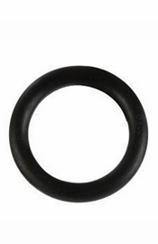 Rubber Ring Black Small - Sex Toy