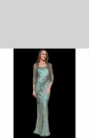 Scala Mother of the Bride Evening Gown