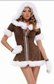 Sexy Xmas Gifts & Costumes