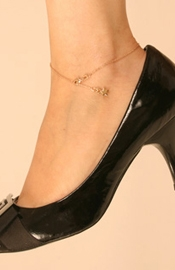 Shooting Star Gold Wrist/Ankle Chain