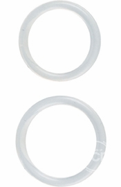 Silicone Rings LRG/LX - Sex Toy