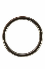 Silver Ring Large - Sex Toy